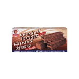 Little Frosted Fudge 340GR