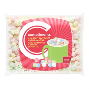 C Minis Guimauves aux Fruits 250GR