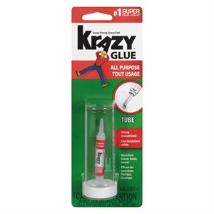Krazy Glue Colle Original 1.9ML