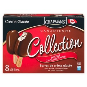 CHAP C Double Chocolat 8x55 ML