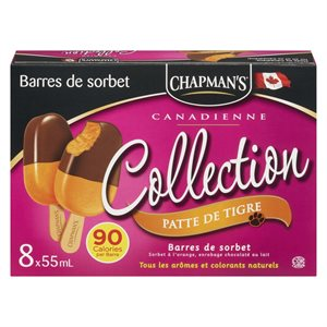 CHAP C Sorbet Orange queu de Tigre 8x55 ML