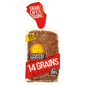 Country Harvest 14 Grains 600GR