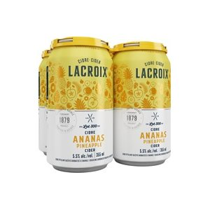 LC Cidre Ananas Lot 300 5.5% 4x355 ML